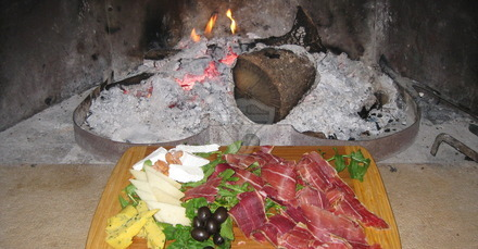 Istrian dishes