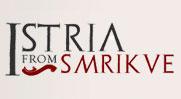 Istria from Smrikve