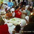Smrikva Bowl cake