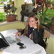 Laura Bilman from Mouratoglou Academy